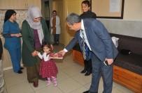 ENGELLİLER HAFTASI - Başkan Akkaya'dan Rehabilitasyon Merkezlerine Ziyaret