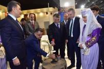 Başkan Yağcı, 11. Uluslararası Travel Turkey İzmir Turizm Fuarı'na Katıldı