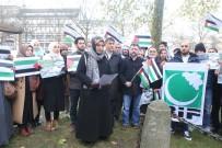 FRANSıZCA - Belçika'daki Müslümanlardan Trump'a Kınama