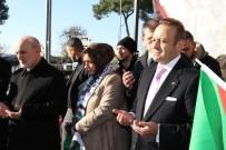 GEZİ PARKI - Beykoz'da 'Kudüs' Protestosu