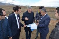 PİKNİK ALANLARI - Beylerderesi Şehir Parkı Projesinde Çalışmalar Sürüyor