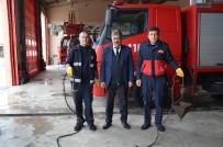 KIŞ MEVSİMİ - Bilecik Belediyesi İtfaiye Müdürlüğünden Kışa Hazırlık Uyarısı