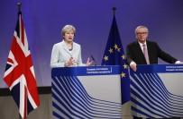 THERESA MAY - Brexit Müzakerelerinde İkinci Aşamaya Geçildi