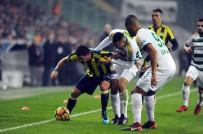 HASAN ALI KALDıRıM - Bursa'da İlk Yarı Gol Yok