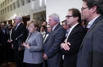 HRISTIYAN - Büyük Koalisyon İçin İlk Görüşme Çarşamba Günü