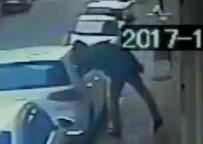 Camını Kırdığı Araçları Soyan Şüpheli Son İşinde Yakalandı