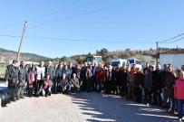 KIRAZLı - Çanakkale'de Çevre Eylemi