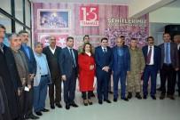 AHMET KARATEPE - Ceylanpınar'da Kütüphane Ve 15 Temmuz Köşesi Törenle Açıldı