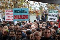 ÇORUH - Cumhurbaşkanı Erdoğan'ın Memleketi Kudüs İçin Ayakta