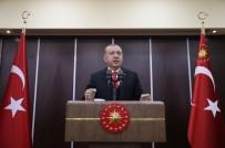 LOZAN ANTLAŞMASı - Cumhurbaşkanı Erdoğan, Soydaşlara Hitap Etti