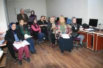 ÇAYDEĞIRMENI - Devrek HEM'deki Eğitim Kursları Büyük İlgi Görüyor