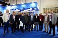 İZMIR FUARı - Didim Belediyesi, Travel Turkey Fuarı'nda Yerini Aldı