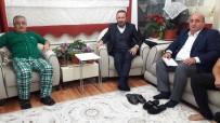 SELAMİ ŞAHİN - Doğan'dan Muhtar Şener'e Geçmiş Olsun Ziyareti
