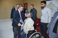 İNSANOĞLU - Engellilere Akülü Tekerlekli Sandalye Dağıtıldı