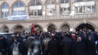 ARAP BİRLİĞİ - Erciş Ve Muradiye'de ABD Protestosu