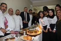 KABAK DOLMASı - Gastronomi Şehri Hatay'da Yöresel Yemek Yarışması