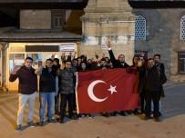 EMIN ÇıNAR - Gençlerin ABD'ye Kudüs Tepkileri Dinmiyor