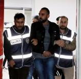 ERSİN ARSLAN - Girdiği Evde Bir Kişiyi Silahla Yaralayan Hırsız Yakalandı