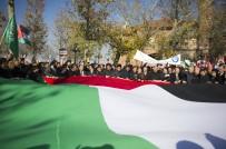 MAHMUT KAÇAR - Hacı Bayram Camisi'nde Kudüs Protestosu