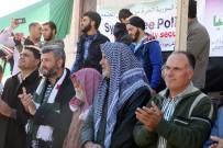 MUHAKEME - Halep'de Trump'ın Kudüs Kararı Protesto Edildi