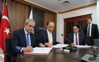 ABDULLAH ERIN - Haliliye Belediyesi Üç Sevgi Evinin Bir Yıl Daha İhtiyaçlarını Karşılayacak