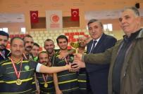 HARRAN ÜNIVERSITESI - Harran Tıp Hastanesi Futbolda Şampiyon Oldu