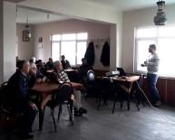 HASANCıK - Hasancık'ta Süt İnekçiliği Anlatıldı