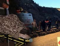 MADEN İŞÇİSİ - İki korkunç kaza: 1 işçinin ayağı koptu 1 işçi öldü