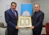İlim Yayma Cemiyeti Malatya Şubesi'nden Gürkan'ın Çalışmalarına Övgü