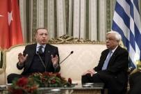 YUNANISTAN CUMHURBAŞKANı - İngiliz Basını Açıklaması 'Erdoğan, Yunan Cumhurbaşkanını Şaşırttı'