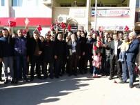 CUMA NAMAZI - Isparta'da ABD'nin Kudüs Kararına Tepki