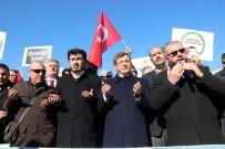 CUMA NAMAZI - Karaman'da 'Kudüs' Protestosu