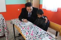 KESİNTİSİZ EĞİTİM - Kaymakam Dundar'dan Okul Ziyareti