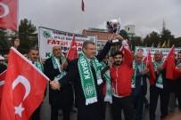 KAYSERİ ŞEKERSPOR - Kayseri Şeker Güreşçisi Fatih Cengiz Dünyada İlk 5 Arasına Girdi