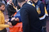 ERDEMIR - Kdz. Ereğli'de AVM İçinde Bıçaklı Yaralama