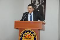 Kdz. Ereğli TSO'da 'Şirketleşme Ve Kurumsallaşma' Konulu Konferans