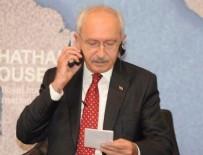 AYKUT ERDOĞDU - Kılıçdaroğlu ilk uçakla Türkiye'ye dönüyor!