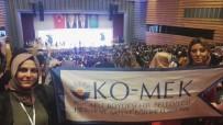 KADıN HAKLARı  - KO-MEK 2. Uluslararası İş'te Kadın Zirvesi'ne Katıldı