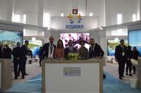 BELEDİYE MECLİS ÜYESİ - Kuşadası Belediyesi, Travel Turkey Fuarı'nda Stand Açtı