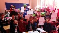 HASTA ZİYARETİ - Manisalı Öğrencilerden Sınırdaki Askerlere Moral Mektubu