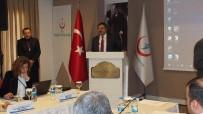 BAHATTİN ÇELİK - Mardin'de 'Yerel Yönetimlerde Su Güvenliği Bölgesel Değerlendirme' Toplantısı