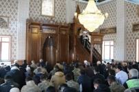 PEYAMİ BATTAL - Mehmetçik Camii'nde İlk Cuma