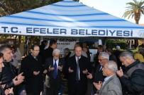 Mesut Özakcan, Aydın'ın İsmet Ağabeyini Unutmadı