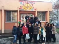 YABANCI DİL EĞİTİMİ - Naciye Kabakçı Anaokulu Bulgaristan'da Göz Kamaştırdı