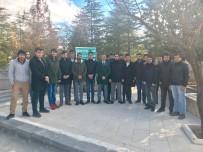 MEFTUN - Öğrencilerden, Maneviyat Gezisi