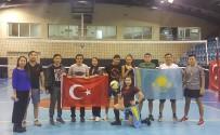 KAZAKISTAN - OMÜ'nün Kazak Öğrencileri Ankara'dan Derece İle Döndü