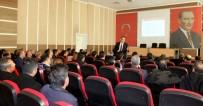 DEVAMSIZLIK - Ortaöğretim Kurumlarının Genel Durumu Değerlendirildi