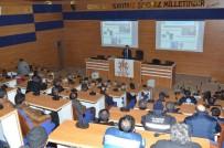 UYUŞTURUCU TACİRLERİ - Palandöken Belediyesi Personeline Uyuşturucu İle Mücadele Eğitimi Verildi