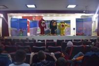 İLKOKUL ÖĞRENCİSİ - Reşadiye'de 'Kızgın Ördek Trafik'te' Adlı Oyun