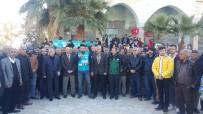 CUMA NAMAZI - Samsat İlçesinde Kudüs Protestosu